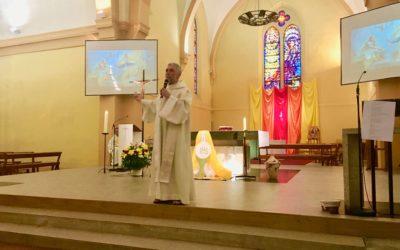 S'inscrire à une messe en période de déconfinement