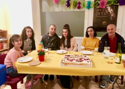 Famille syrienne avril 2019